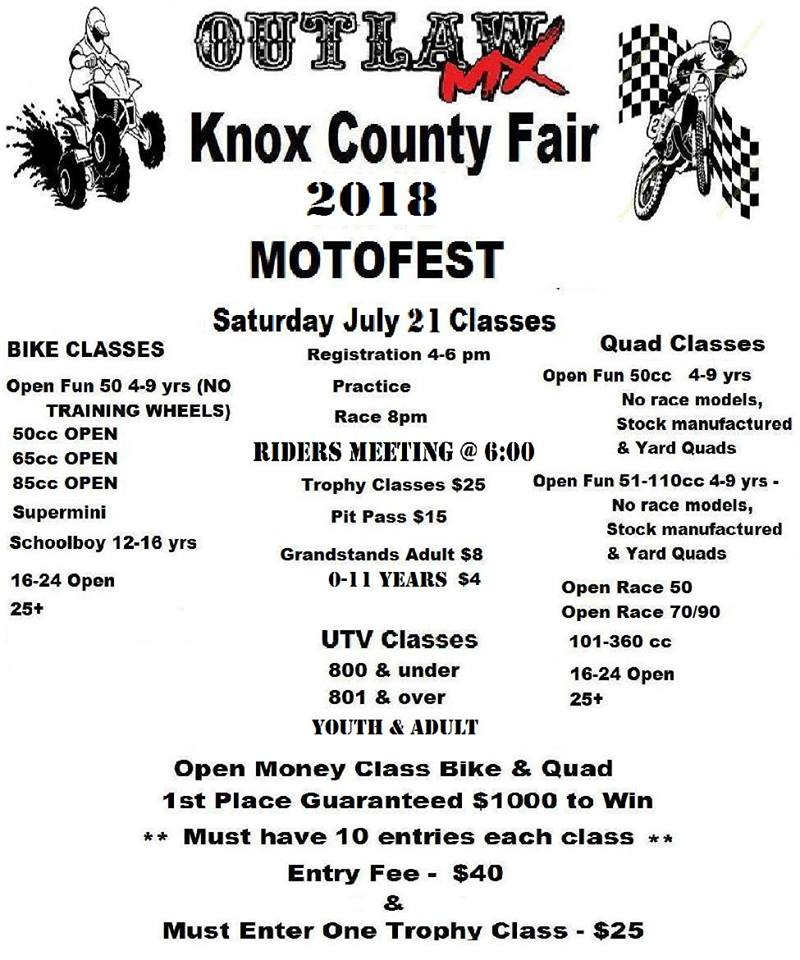 Motocross Saturday